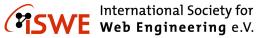 Logo of International Society for Web Engineering